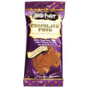 Jelly Belly .55oz Harry Potter Chocolate Frog