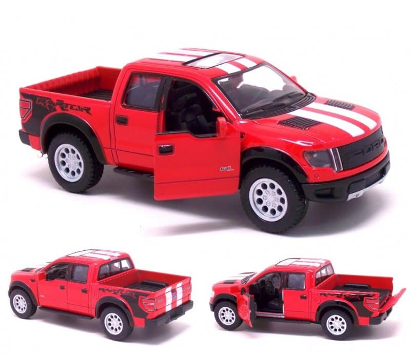 "5"" Diecast 2013 Ford F-150 Supercrew with Printing"