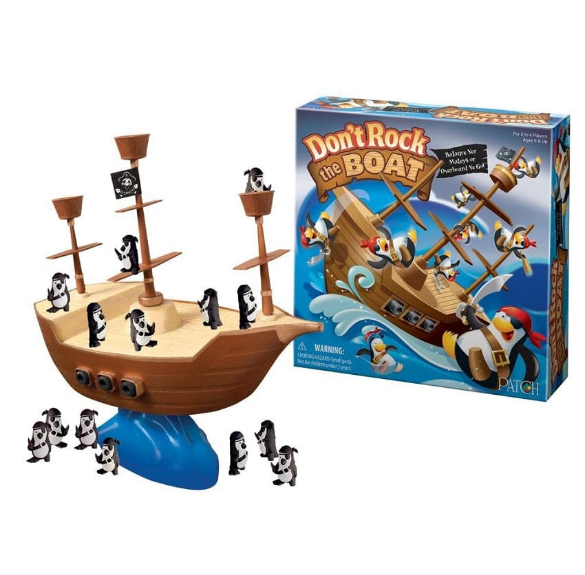 Play Monster Don't Rock the Boat - Legacy Toys