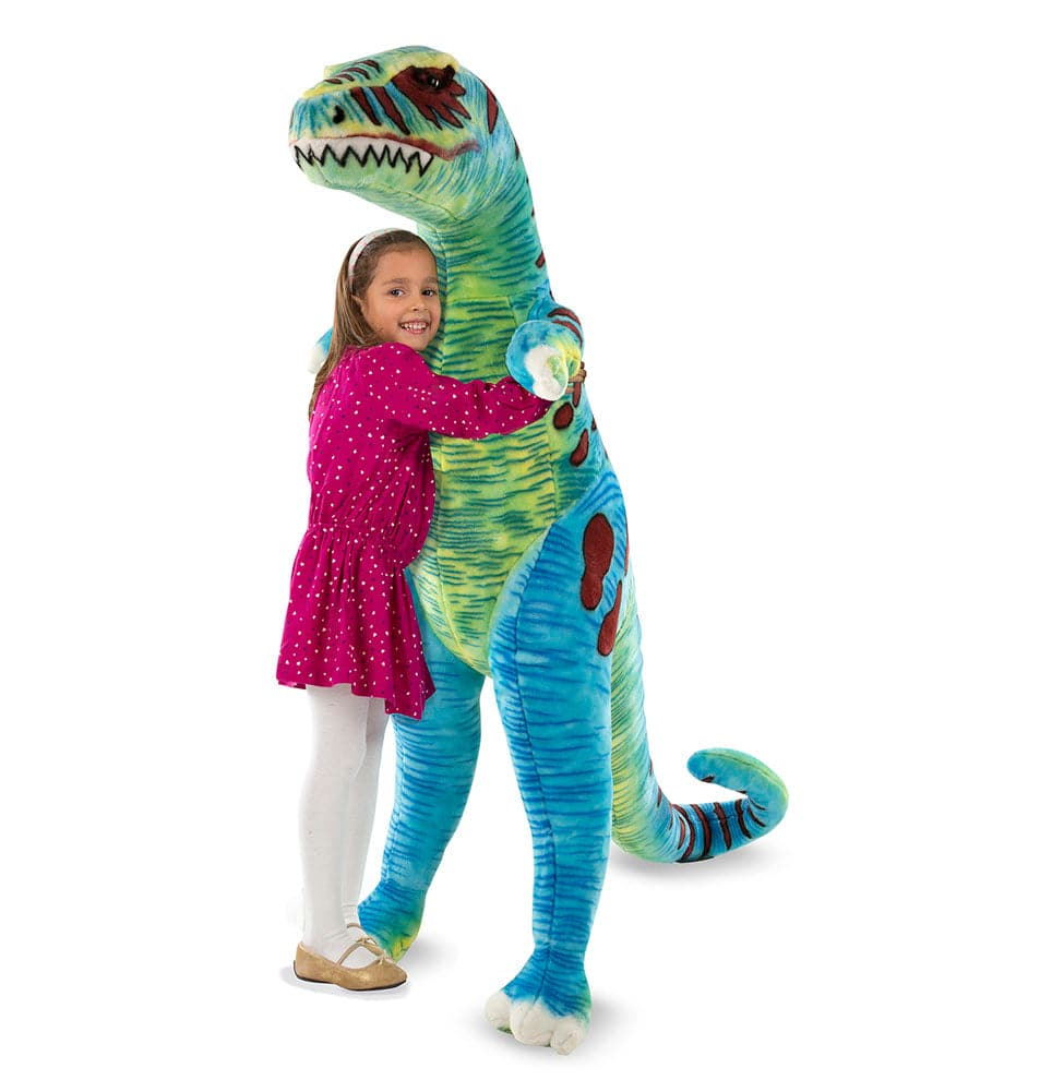 Giant T-Rex Dinosaur - Lifelike Animal Giant Plush