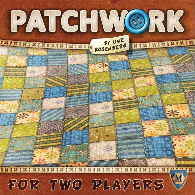 Lookout Games Patchwork Game - Legacy Toys
