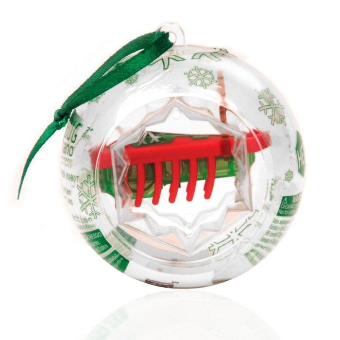 Hexbug Nano Reindeer in Christmas Ornament