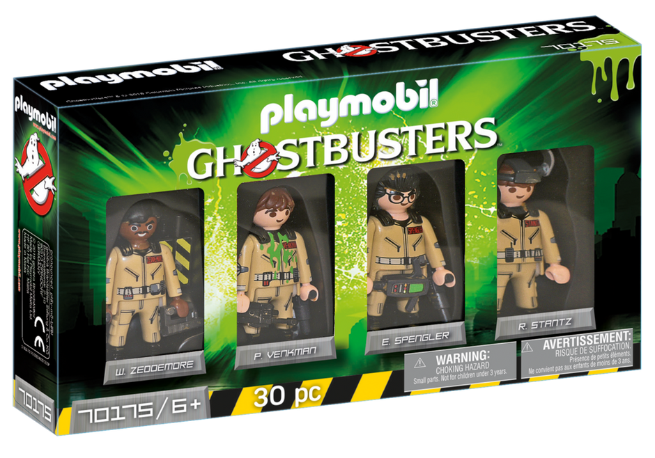 Ghostbusters - Collector's Set Ghostbusters