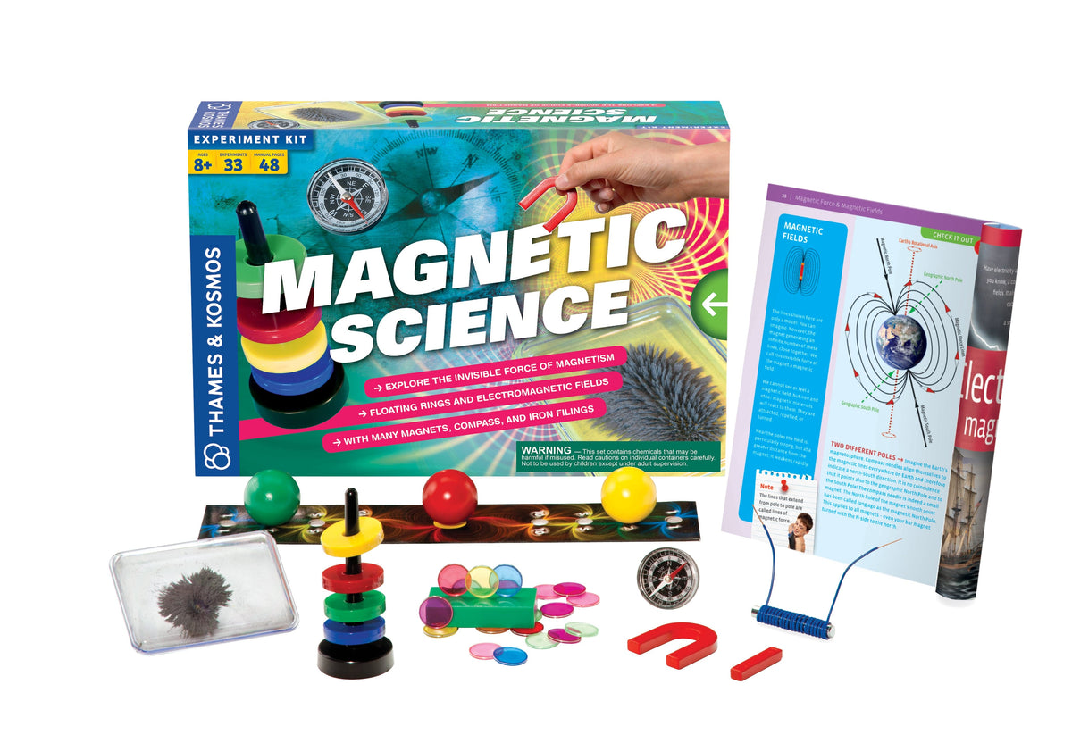 Thames & Kosmos Magnetic Science - Legacy Toys