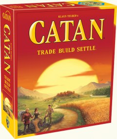 Catan Studio Settlers of Catan Board Game - Legacy Toys