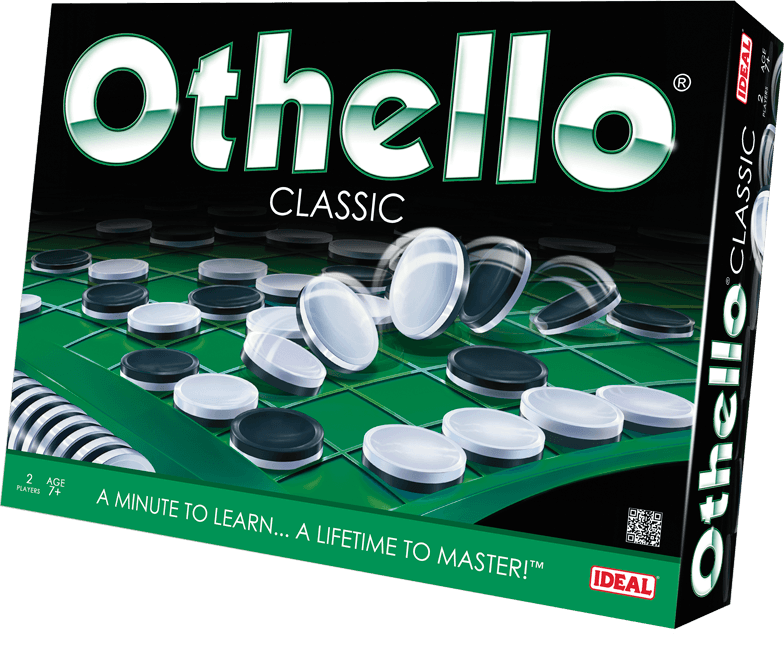 Othello - The Classic Board Game of Strategy - Legacy Toys