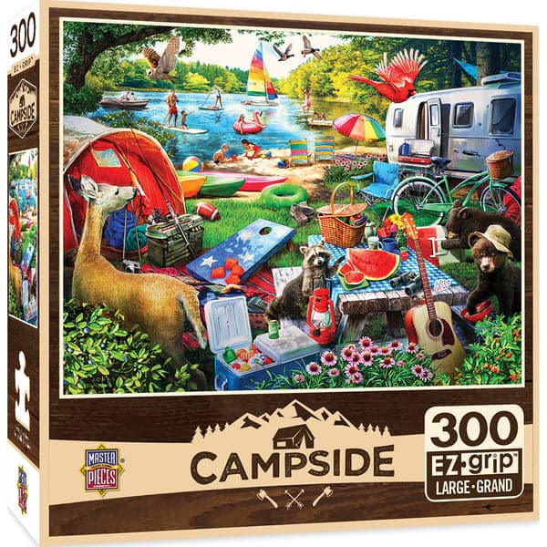 Campside Puzzles - Little Rascals - 300 Piece Puzzle