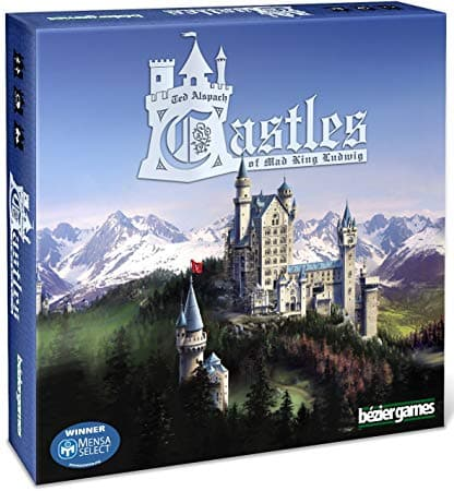 Castles of Mad King Ludwig - Legacy Toys