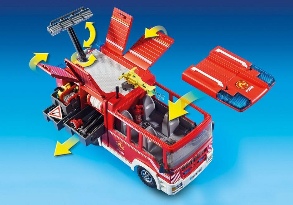 Fire Engine - Legacy Toys