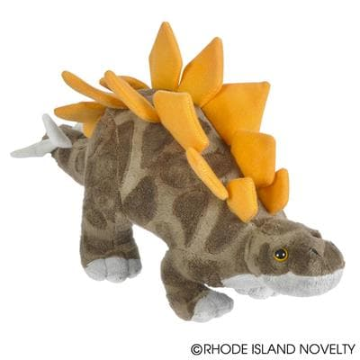 "14"" Animal Den Stegosaurus Plush"