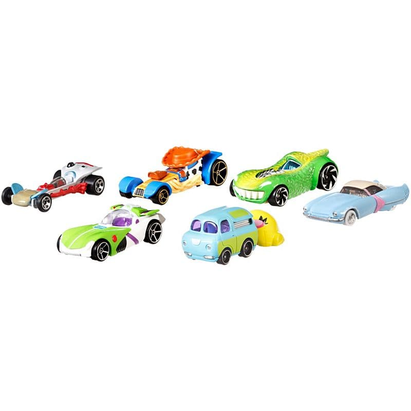 Hot Wheels Disney Cars - Assorted Styles