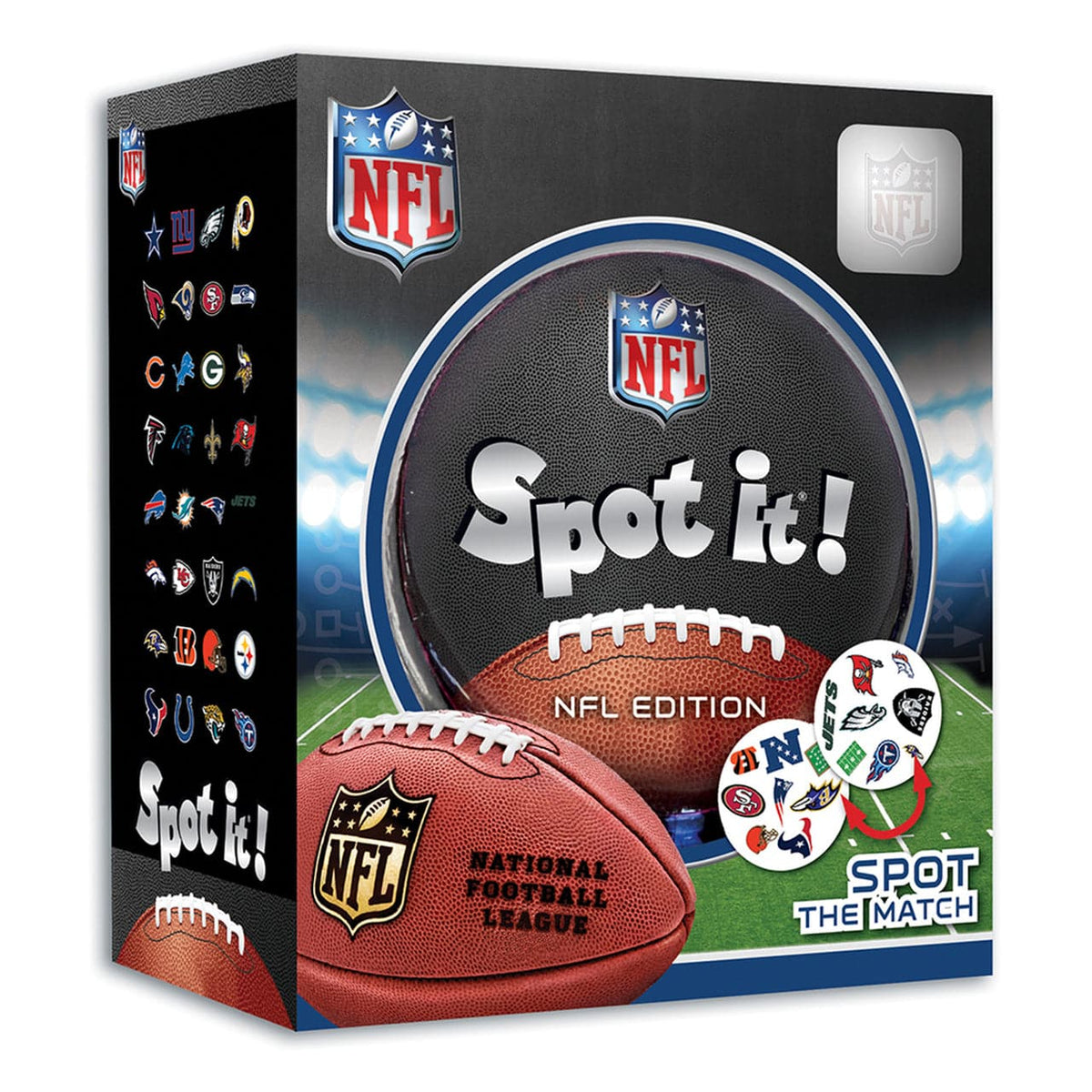 NFL League Spot It!