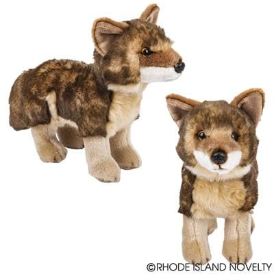 "Adventure Planet 12"" Heirloom Standing Coyote - Legacy Toys"