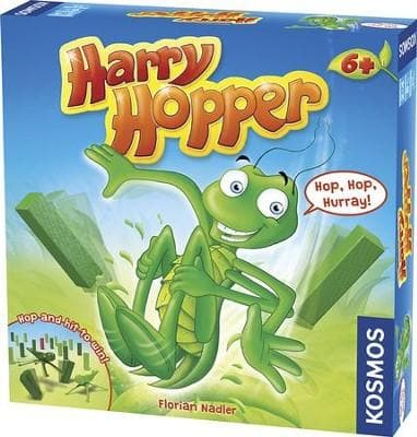 Harry Hopper Game - Legacy Toys