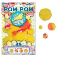 eeBoo Pom Pom - Assortment - Legacy Toys