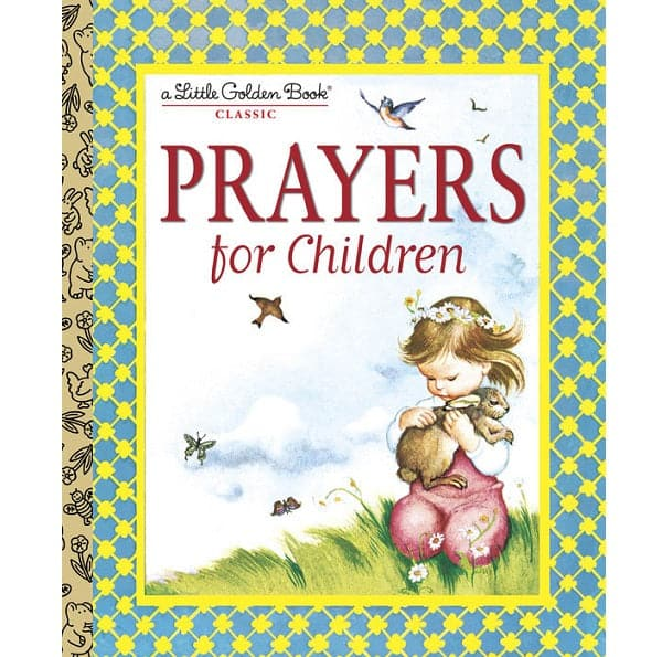 Penguin Random House Prayers For Children - A Little Golden Book - Legacy Toys