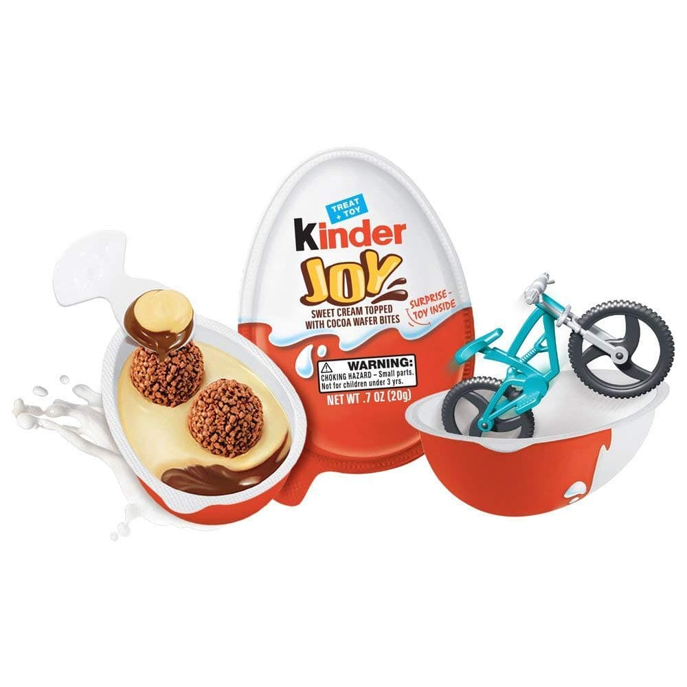Kinder Joy Chocolate with Mystery Toy