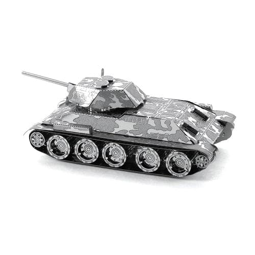 Fascinations Metal Earth - Tanks - T-34 Tank - Legacy Toys