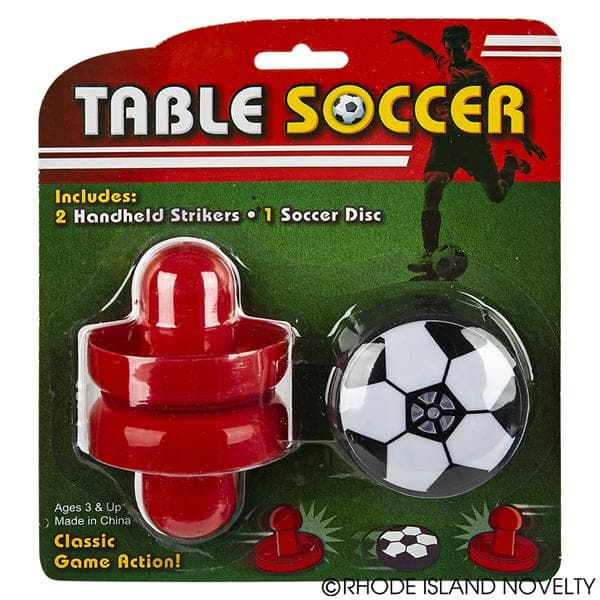 "3"" Soccer Air Table Game"