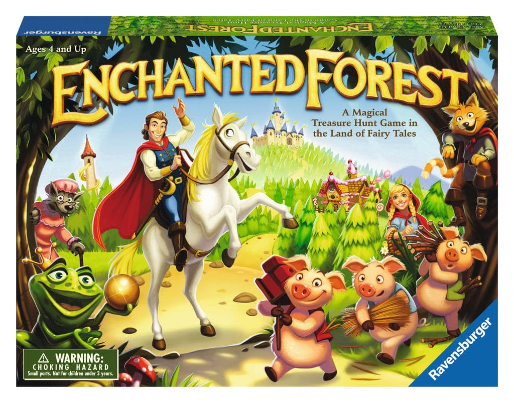 Enchanted Forest - Legacy Toys