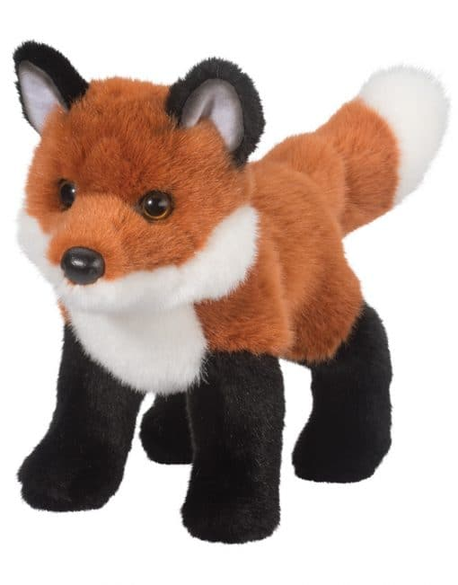 Bushy - Red Fox 10""