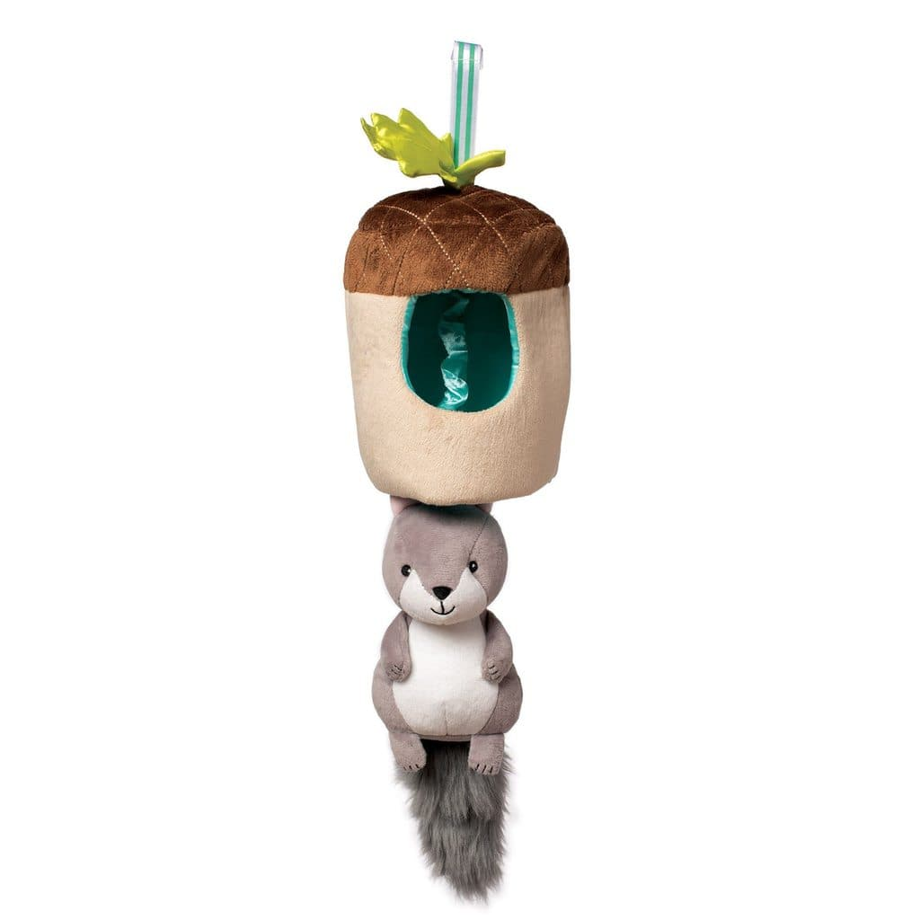 Manhattan Toy Lullaby Squirrel Musical Pull Toy - Legacy Toys