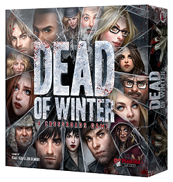 Fantasy Flight Games Dead of Winter - Legacy Toys