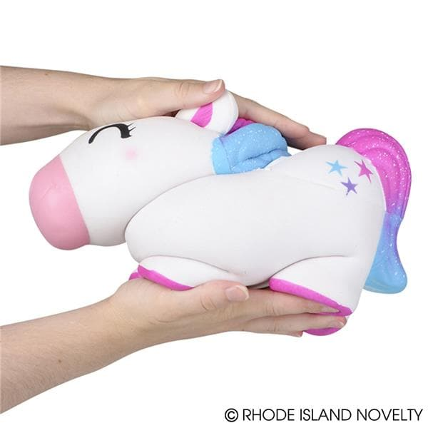 "The Toy Network 11"" Jumbo Squishy - Unicorn - Legacy Toys"