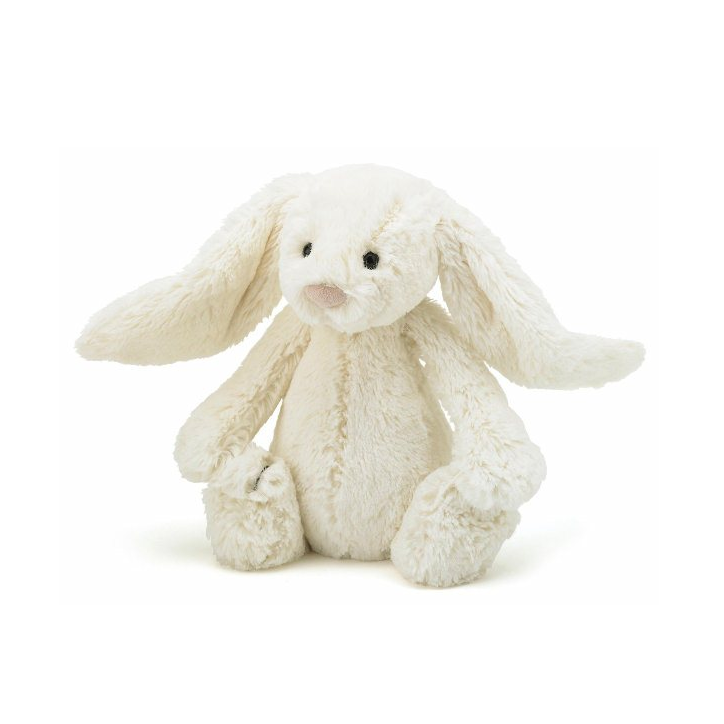 Bashful Bunny Cream Large