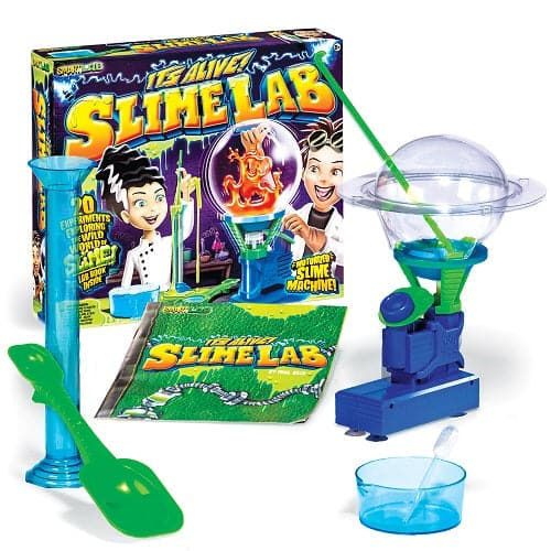 Smart Lab It's Alive Slime Lab - Legacy Toys