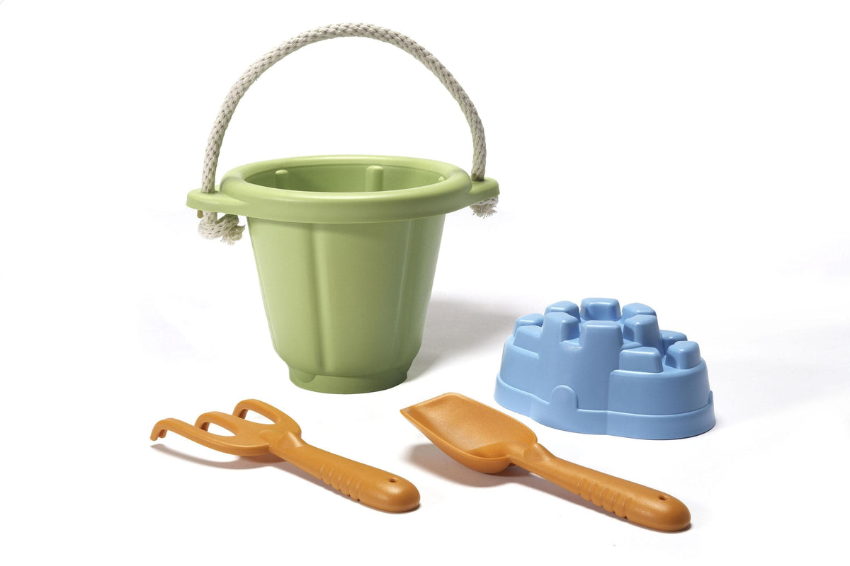 Sand Play Set - Green