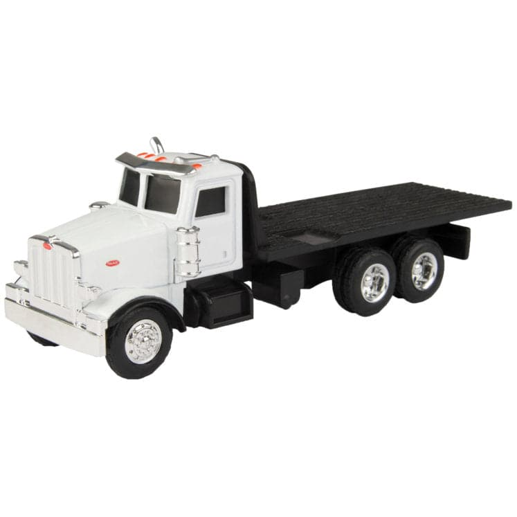 Collect 'N Play - 1:64 Peterbilt Flatbed Truck