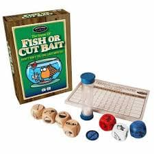 University Games Fish or Cut Bait Dice Game - Legacy Toys