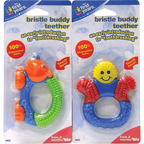 Bristle Buddy - Assorted Styles