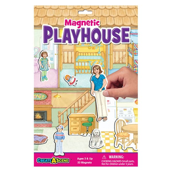 Create-A-Scene - Playhouse