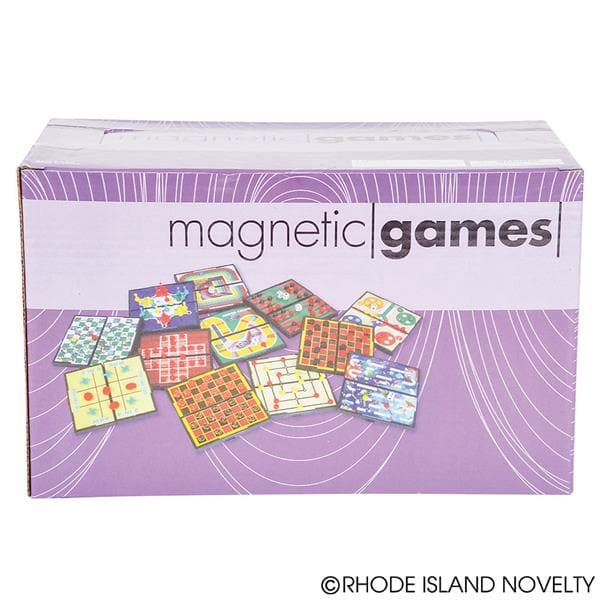"5"" Magnetic Games - Assorted Styles"