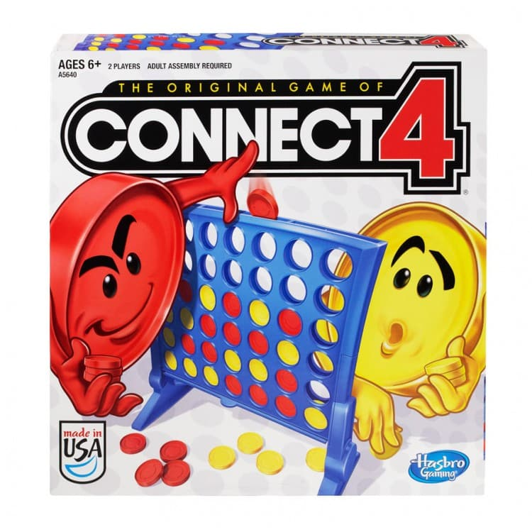 Connect 4 Grid