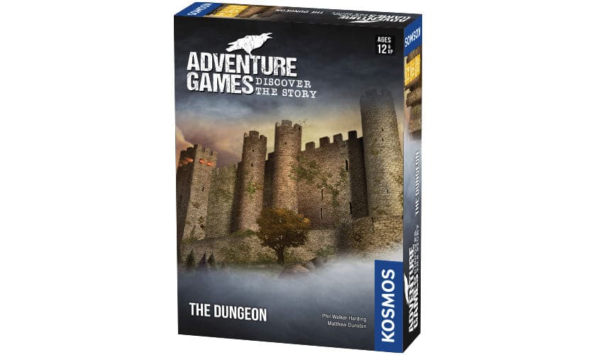 Adventure Games: The Dungeon - Legacy Toys