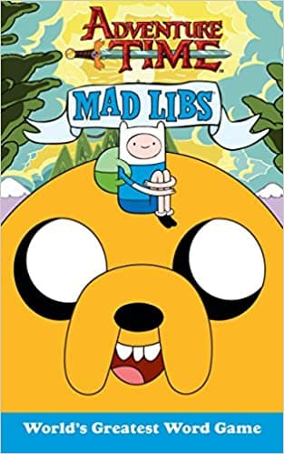 Mad Libs Adventure Time Mad Libs - Legacy Toys