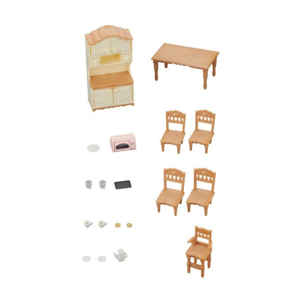 Dining Room Set - Legacy Toys