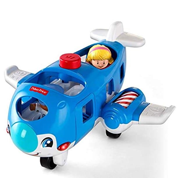 Little People Little People Large Vehicle -  Airplane - Legacy Toys