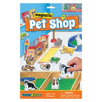 Create-A-Scene - Pet Shop