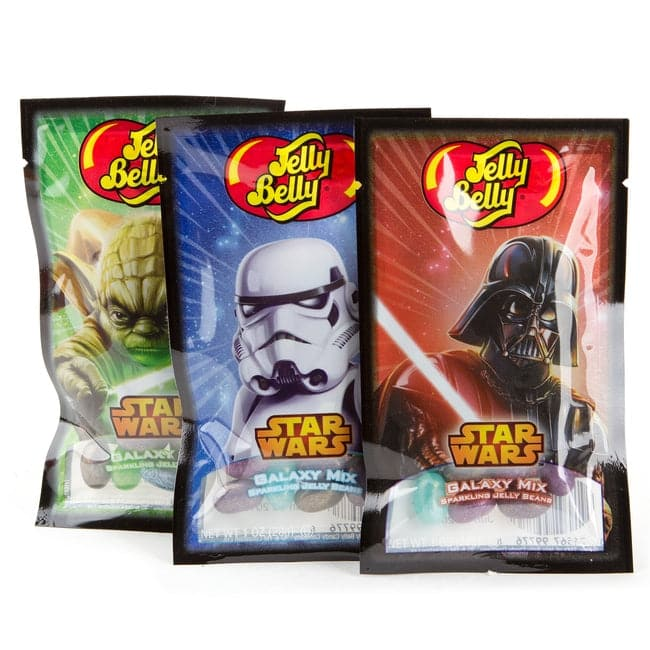Jelly Belly 1oz. Star Wars Bags