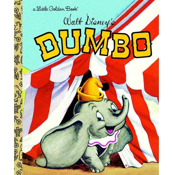 Dumbo - A Little Golden Book