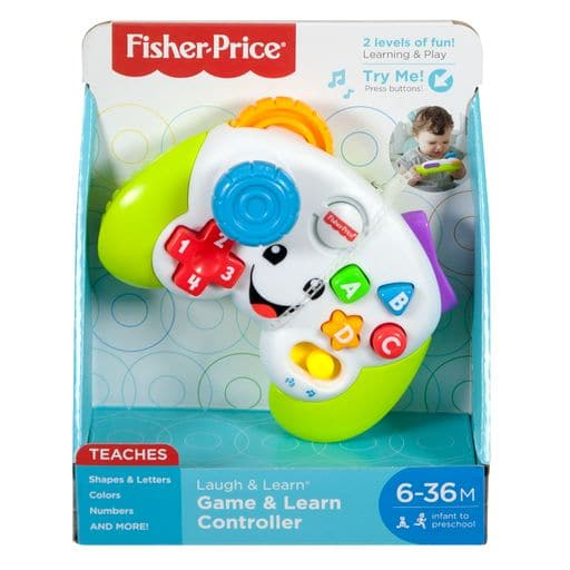 Fisher Price Laugh & Learn Game Controller - Legacy Toys
