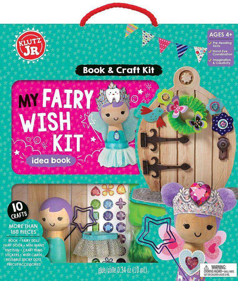 Klutz Klutz Jr. My Fairy Wish Kit - Legacy Toys