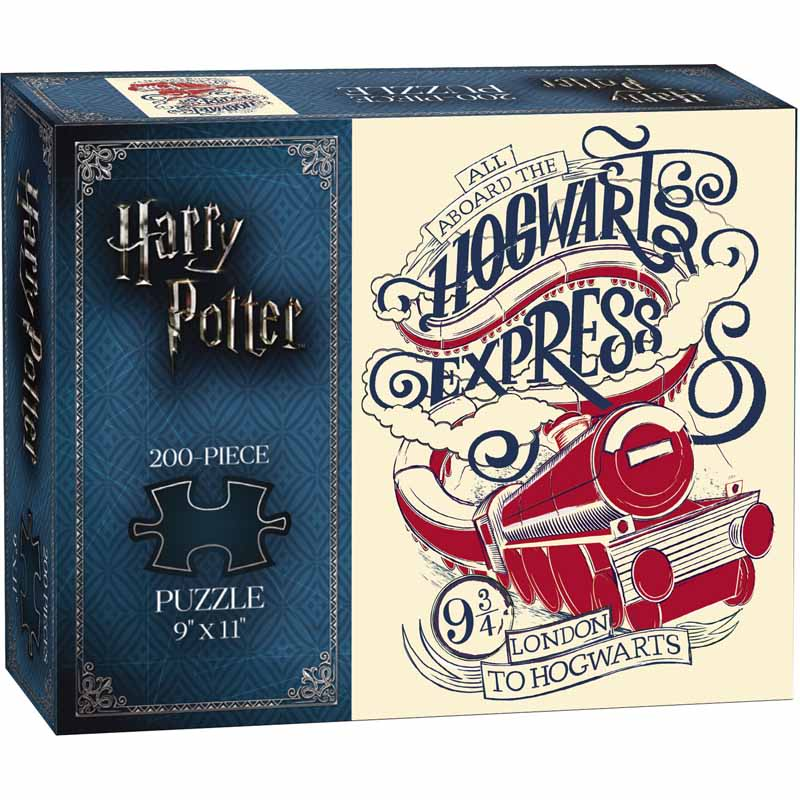 USAopoly Harry Potter 200 Piece Puzzle - Legacy Toys