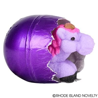 "4.25"" Jumbo Growing Unicorn Egg"