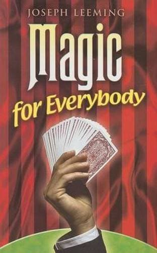 Dover Publications Magic for Everybody - Legacy Toys