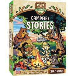Masterpieces Jr. Ranger Campfire Stories Game - Legacy Toys